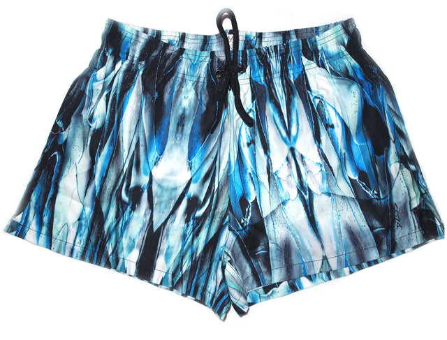 Designer men's swim short