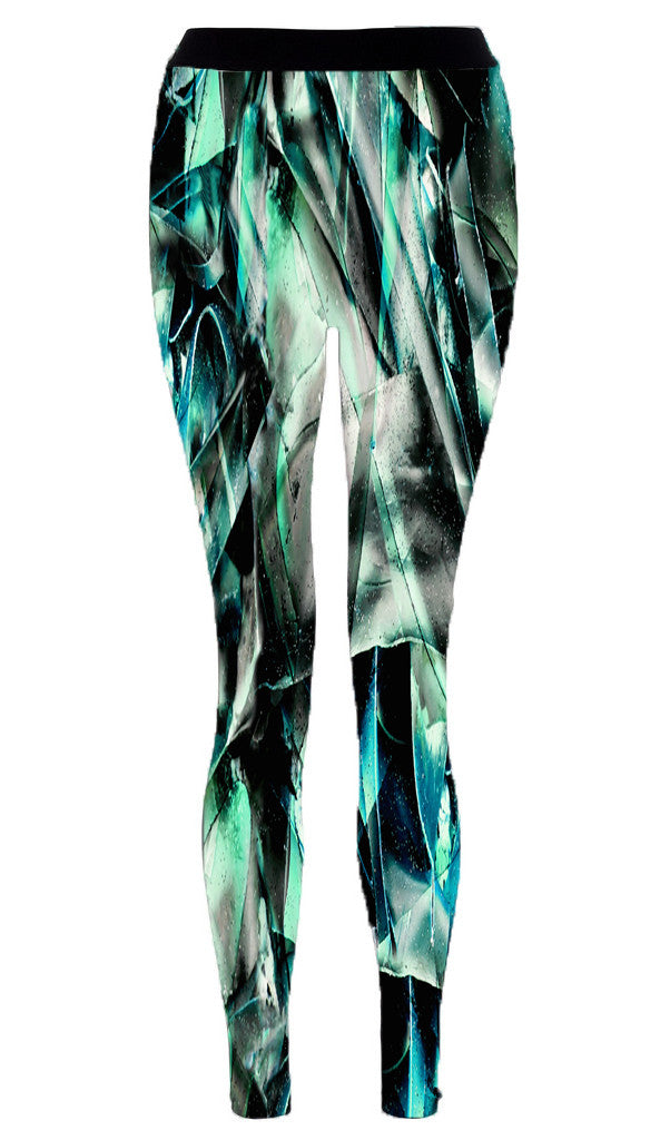 Azolla Print Leggings