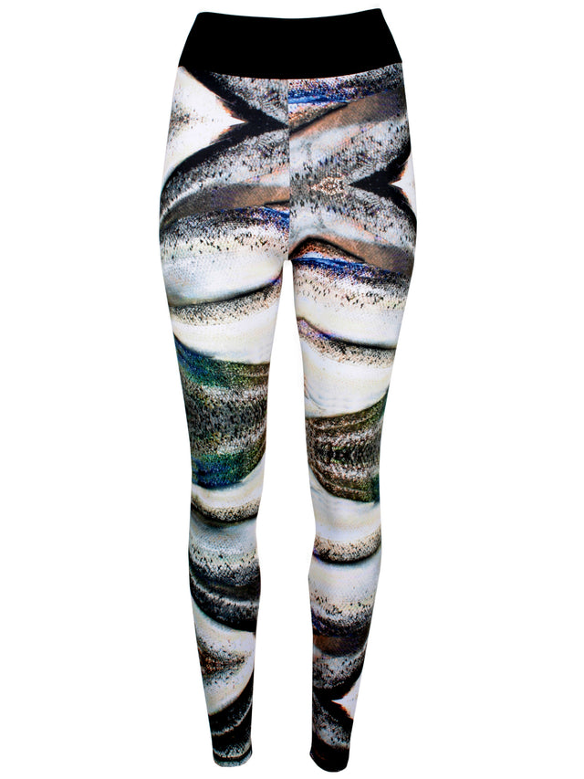 High-waisted luxury yoga leggings