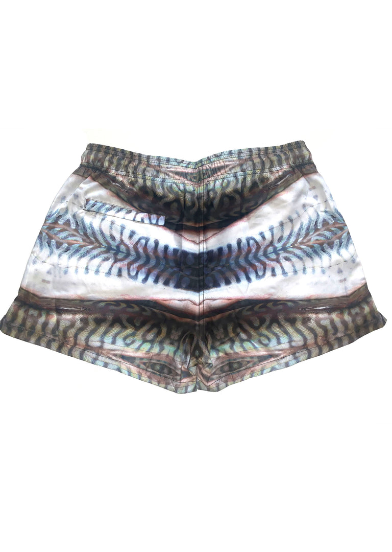 Swim Shorts Gaia print