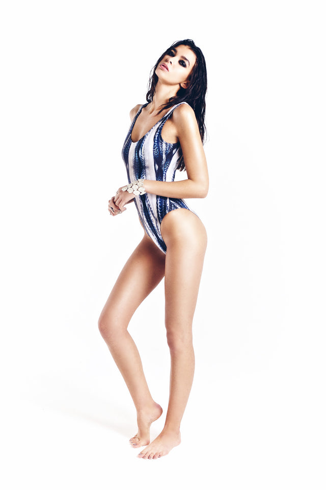 RONNACH MAILLOT ONE-PIECE
