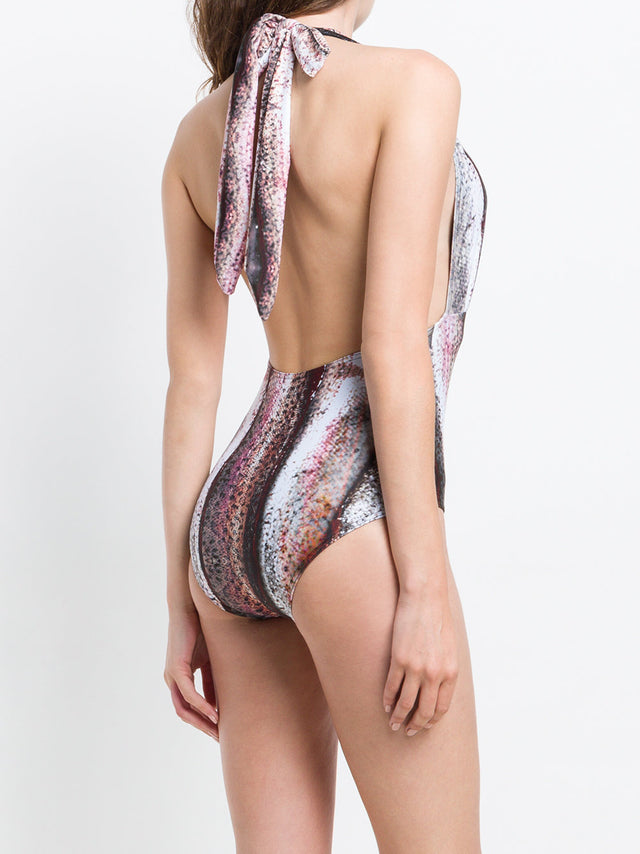 Designer swimsuit