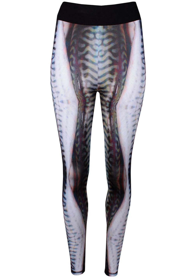 Mona Swims Gaia Print Leggings