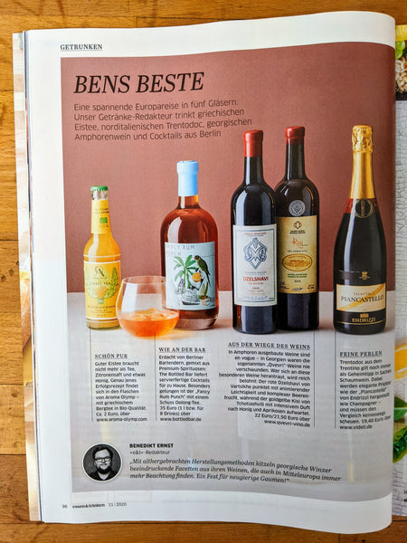 Pressejournal | essen&trinken