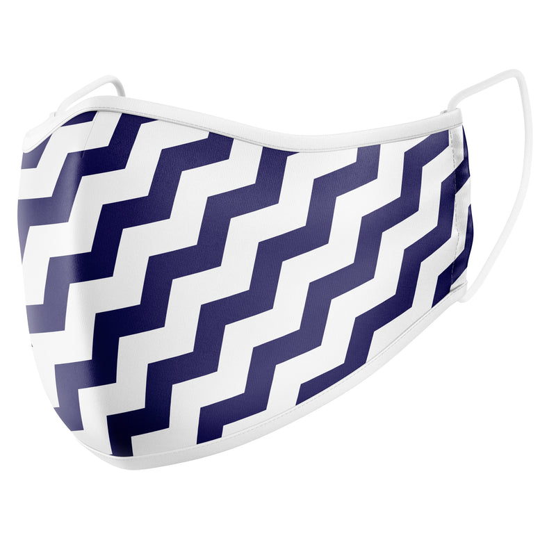 GermSlayer Chevron Cloth Mask