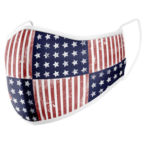 GermSlayer USA Cloth Mask