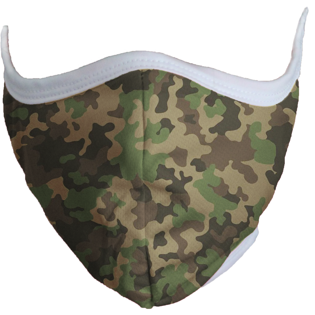 Defender Face Mask (Camo)