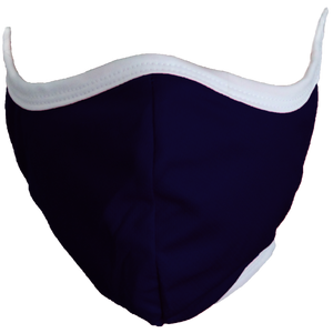 Defender Face Mask (Navy)