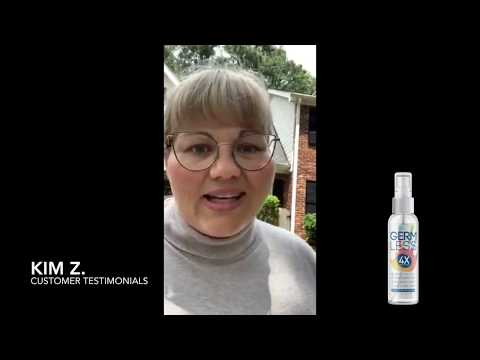 Germless® 4-in-1 Hand Sanitizer