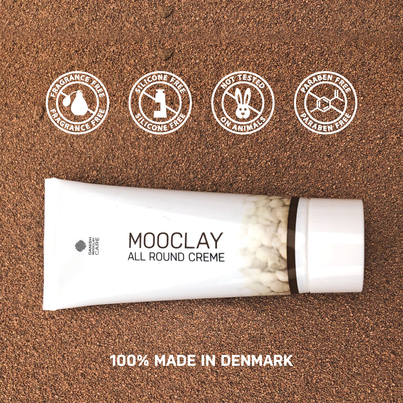 Mooclay - All Round Creme 100 ml