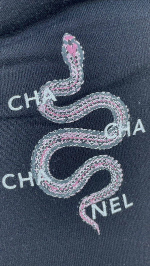 Load image into Gallery viewer, Cha Cha Chanel Joggers