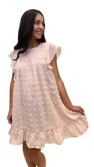Load image into Gallery viewer, Baby Pink Sandra D Dress