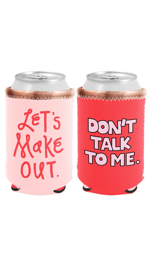 No Question About It Reversible Koozie