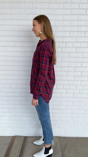 Load image into Gallery viewer, Star Garnet Elyse Flannel