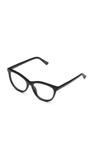 Black All Nighter Quay Glasses
