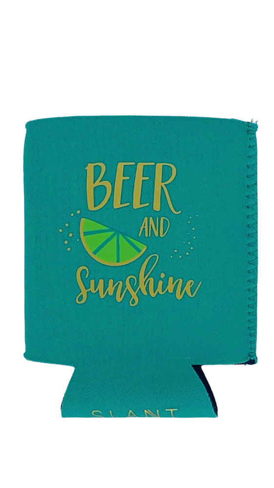 Load image into Gallery viewer, Lil' Bit of Lime Koozie