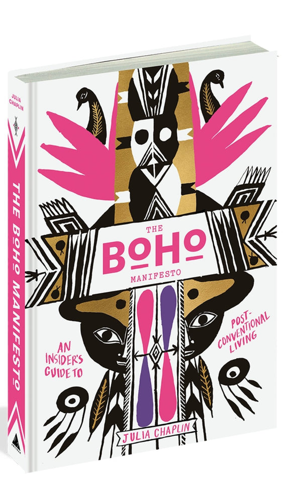 Load image into Gallery viewer, The Boho Manifesto Book