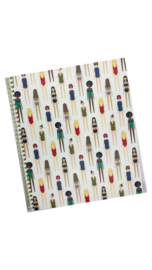 Party Girl Notebook