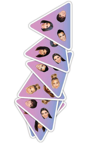 Match the Dash (Kardashian) Card Game