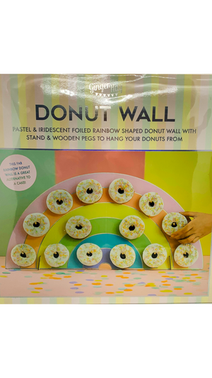 Load image into Gallery viewer, Over the Rainbow Donut Wall