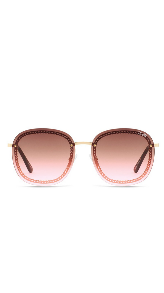 Pink Chain Jezabell Sunnies