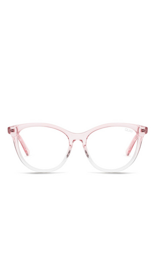 Clear Pink All Nighter Frame Glasses