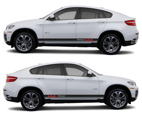 SPK 310 bmw x6 motorsports e71 racing stripes sticker decal euro turbo 4.4l turbocharged tuned boost drive fast performance twin turbo - Infinity270