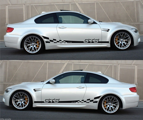 SSK 305 BMW 3-Series M3 E92 E93 dtm euro gts gt2 gt4 gtr Racing Stripes Sticker motorsport performance sport car