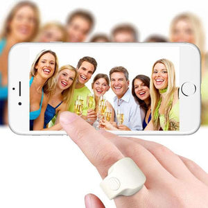 Bluetooth Selfie Ring