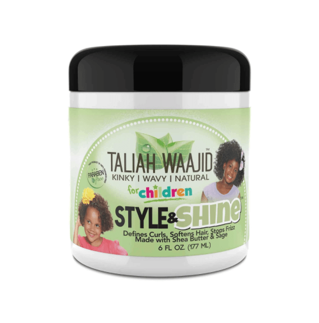 Herbal Style & Shine For Natural Hair - CURLS & COILS