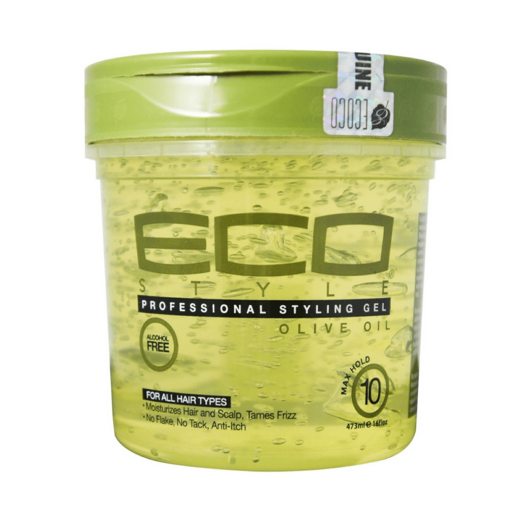 Eco Styler Olive Oil Styling Gel for curly hair - CURLS & COILS