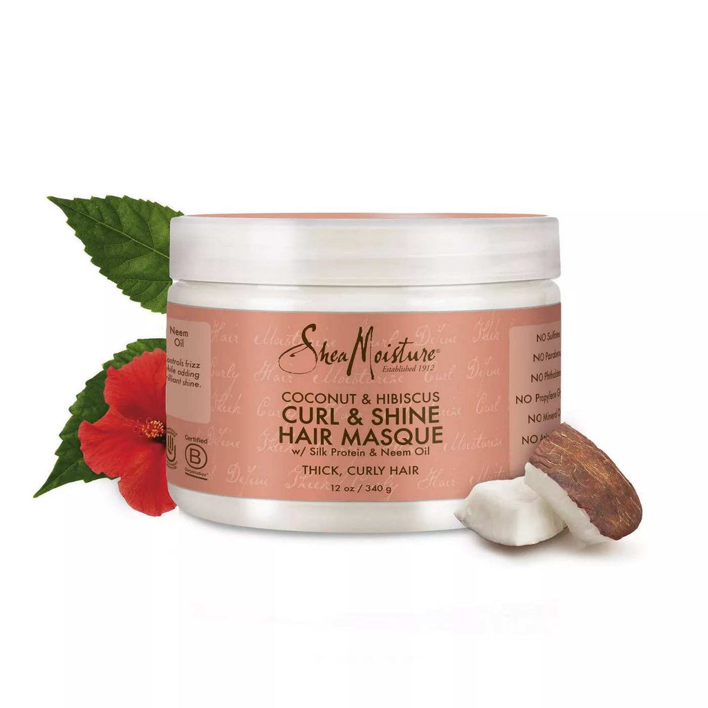 Coconut & Hibiscus Hair Masque