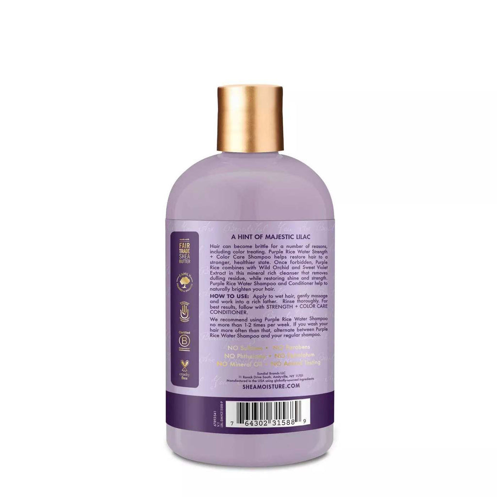 Rice Water Colour Care Shampoo