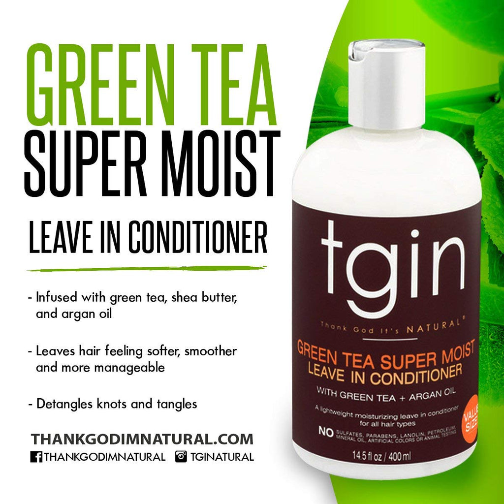 Super Moist Leave-in Conditioner