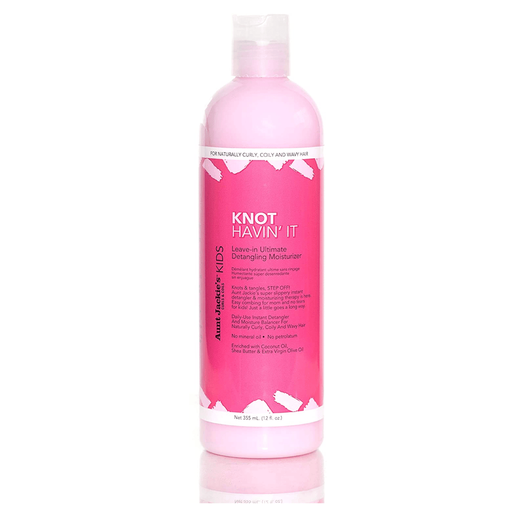 Knot Havin' It – Leave-In Ultimate Detangling Moisturizer - CURLS & COILS