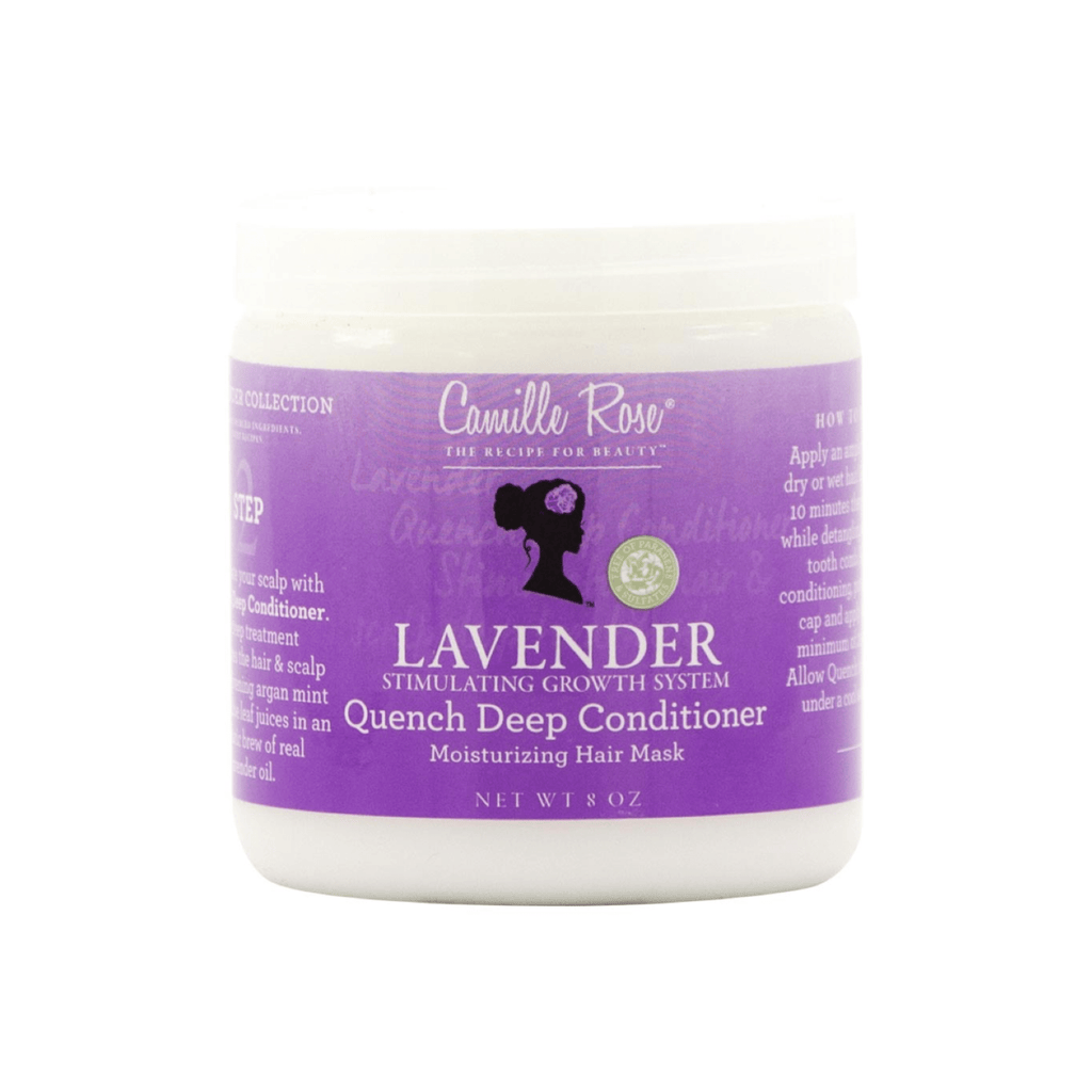 LAVENDER QUENCH DEEP CONDITIONER for curly hair - CURLS & COILS