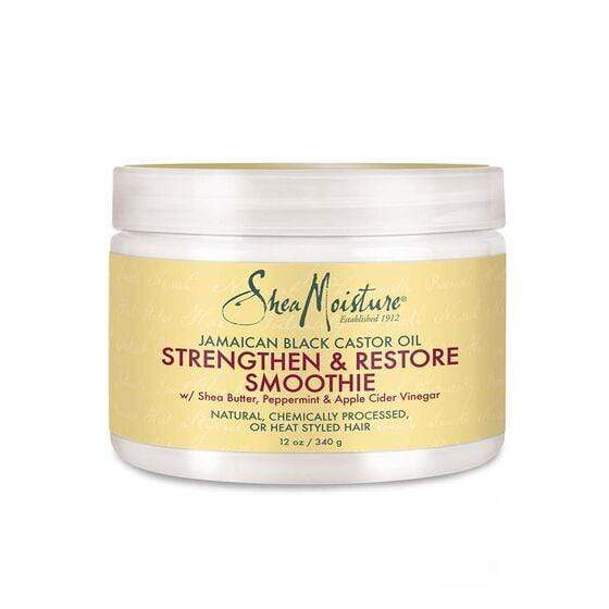 SheaMoisture Strengthen and Restore Smoothie with Jamaican Black Castor Oil - CURLS & COILS