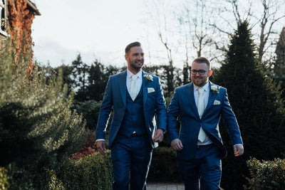 Weddings with NA Menswear