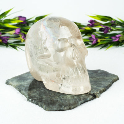 Clear Quartz Skull - Crystal Magic online