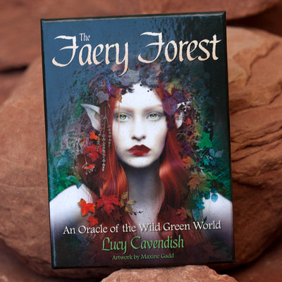 Faery Forest Oracle Cards - Crystal Magic online