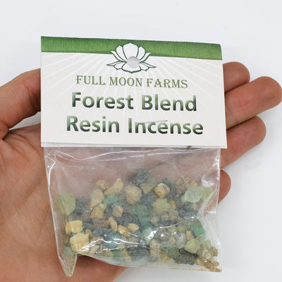 Forest Blend Resin Incense - Crystal Magic online