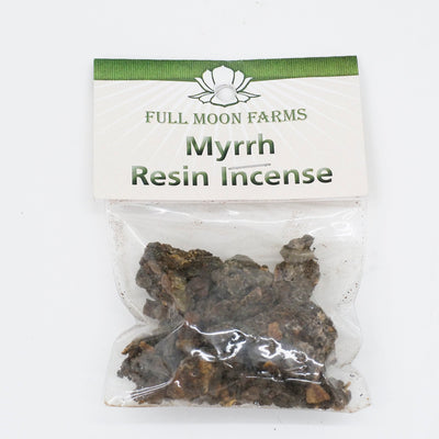 Myrrh Resin Incense - Crystal Magic online