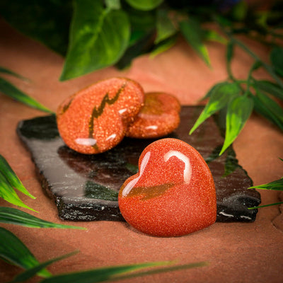 Goldstone Hearts - Crystal Magic online