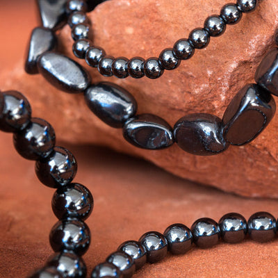 Hematite Bracelet - Crystal Magic online