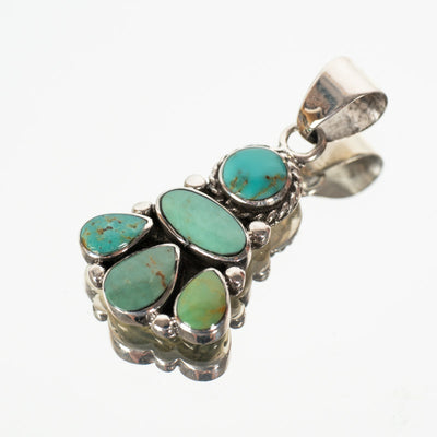 Green Turquoise Pendant-Crystal Magic online
