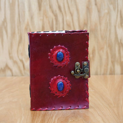 Red Lapis Lazuli Journal - Crystal Magic online