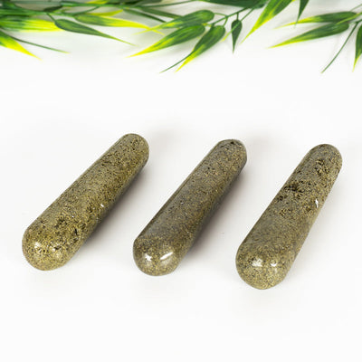 Epidote Crystal Wands-Crystal Wand-Crystal Magic online