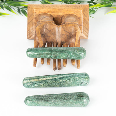 Fuchsite Crystal Wands-Crystal Wand-Crystal Magic online