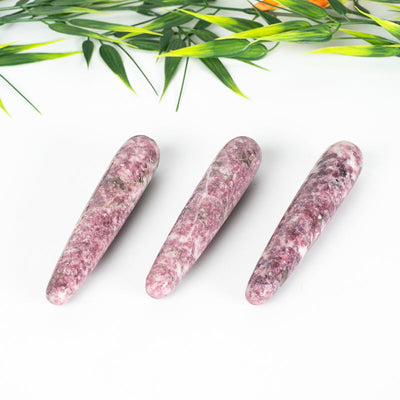 Lepidolite Crystal Wands-Crystal Wand-Crystal Magic online