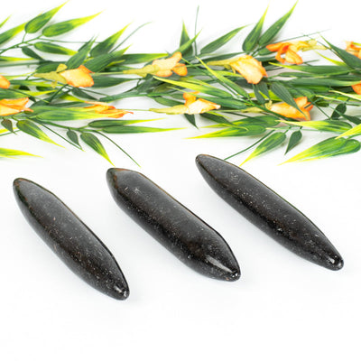 Black Tourmaline Crystal Wands-Crystal Wand-Crystal Magic online